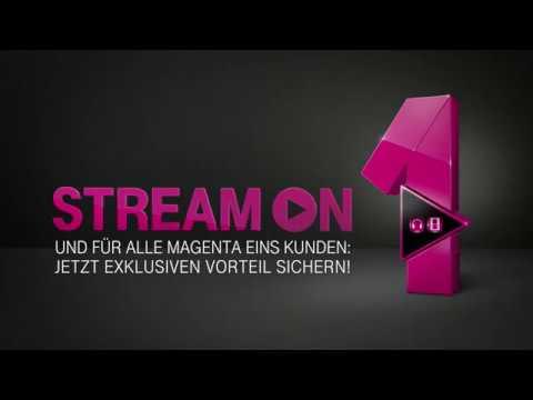 Telekom - Endlich endlos Musik und Videos streamen - TV Spot 2017