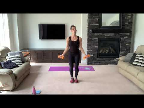 60 Minute Strength Class Bodyworks Workout