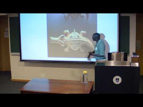Shadreck Chirikure   Metals in African civilisation 4