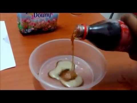 Tips Kilatkan Emas Lama Dengan Coke