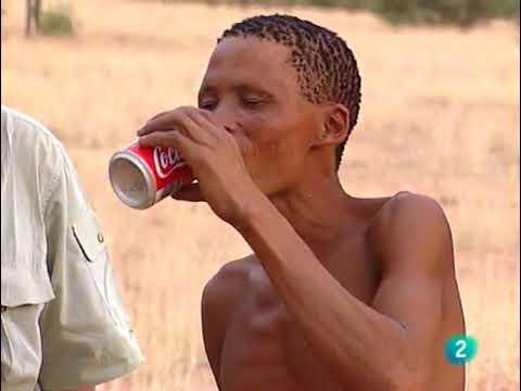 Otros pueblos - Bosquimanos - Namibia