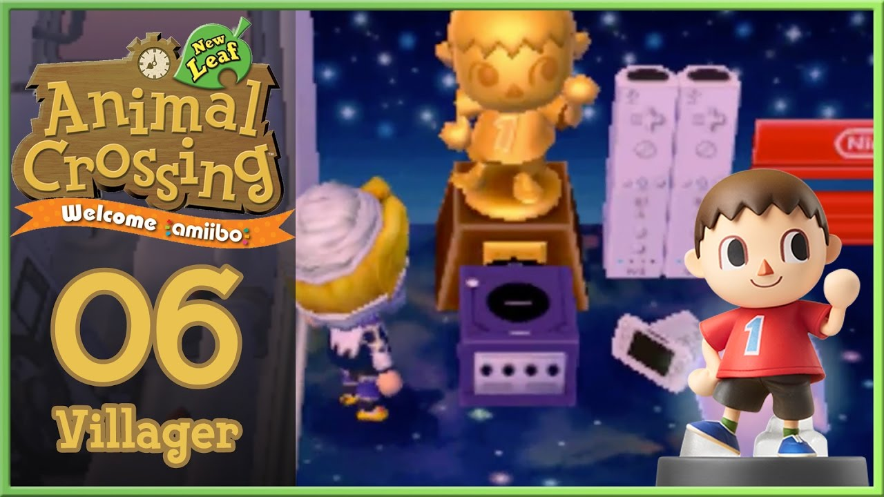 Kitchen Island Acnl animal crossing new leaf - welcome amiibo day 6: wisp and the