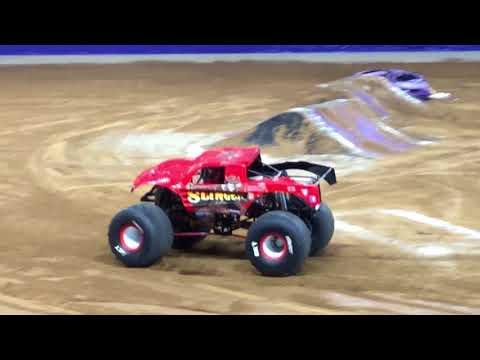 Monster Jam 2018 St Louis, Mo