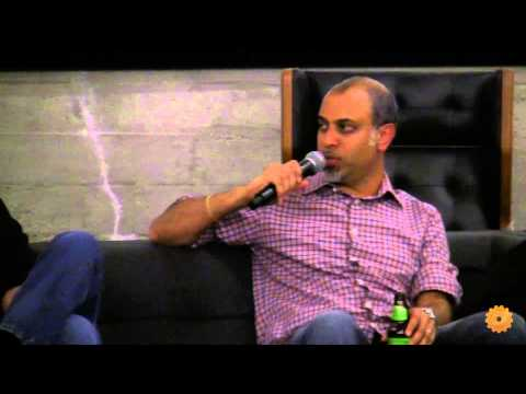 """""""Emerging Seed VC Firms"""" panel @ Foundersuite's Startup Funding 2.0 event, 6.26.14"""