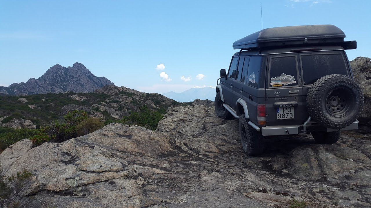 corsica sardinia 4x4 off road trip youtube. Black Bedroom Furniture Sets. Home Design Ideas