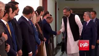 Ghani Shares Violations Along Durand Line With Abbasi