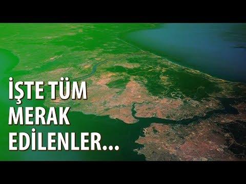 Türkiye Kanal İstanbul ile Neler Kazanacak?
