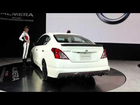 ชมตัวจริง   Nissan  Almera Nismo