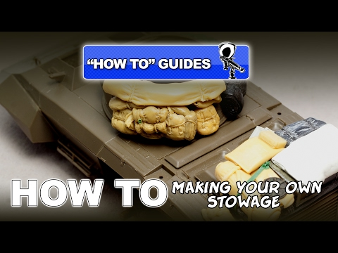 "MAKING YOUR OWN STOWAGE ""HOW TO"" GUIDE"