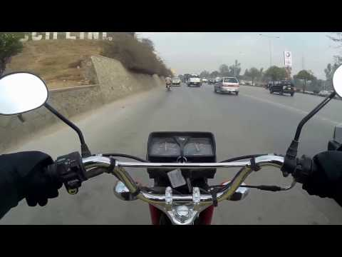 Airport to Faisal Avenue | Islamabad Expressway | Winter Morning's | Cold Ride
