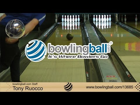 bowlingball.com Storm Soniq Bowling Ball Reaction Video Review