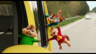 Alvin and the Chipmunks: The Road Chip | Элвин и бурундуки 4 - Trailer | Трейлер