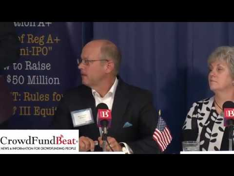 Pros and Cons of CrowdFunding Regulation A+  The Mini IPO with Cherif Medawar