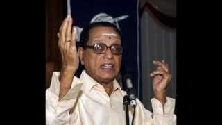 Manava Janma - PurviKalyAni - Professor T R Subramaniam ( TRS ) - Kandadevi Alagiriswami - TK Murthy