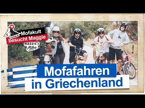 Mofakult-Abenteuer | Epic ride mit Maggie's Miles in Griechenland