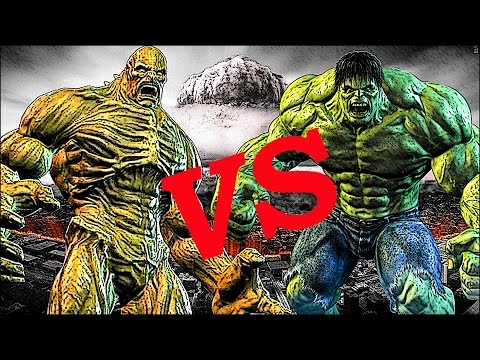 THE INCREDIBLE HULK VS ABOMINATION - EPIC...