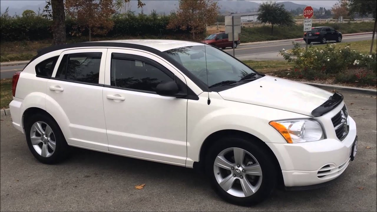 2010 Dodge Caliber Sxt For Sale In Corona Ca Youtube