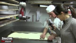 Voglia Di Pane - Panificio Macrì A Genova Boccadasse - Preparazione Della Focaccia Genovese