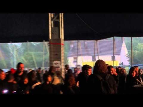 Pluie Samedi @ Dour Festival 2011
