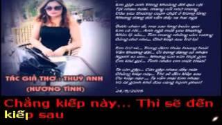 KIẾP NÀO TA VẪN TÌM NHAU - Thơ : Hương Tình (Thuỳ Anh) - Phổ nhạc: Hải Anh Karaoke2