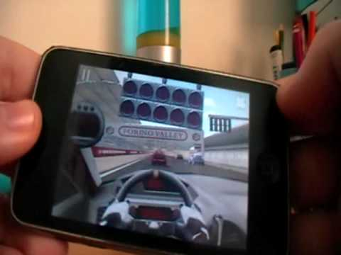 games for ipod touch 2nd generation free