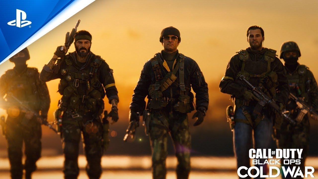 Call of Duty: Black Ops Cold War – Offizieller Launch-Trailer