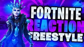 Fortnite Reaction Freestyle