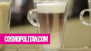 The Starbucks Latte Macchiato | Cosmopolitan
