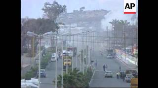 Lebanon - Condemnation Of Israeli Bombings