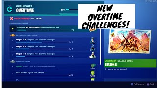 HOW TO DO NEW OVERTIME CHALLENGE!! Collect Coins in Creative Islands! Fortnite