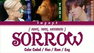 RAVI, YERI, KIM WOO SEOK - SORROW (Color Coded / Han / Rom / Eng)