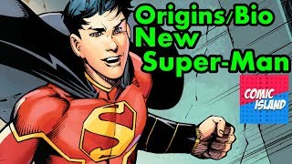 Origins/Bio New Super-Man - Where are they now?