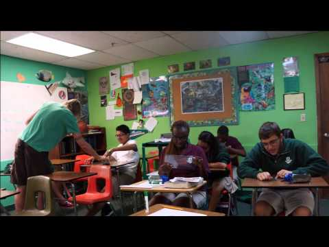 Allison Academy and Fairchild's Million Orchid Project Video