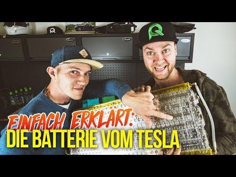 Wie wird die Batterie im Elektro-Caddy aussehen? Ein Vergleich mit Tesla!