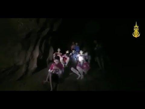 Veja como foi o resgate dos meninos na Tailândia, que ficaram 18 dias presos em uma caverna