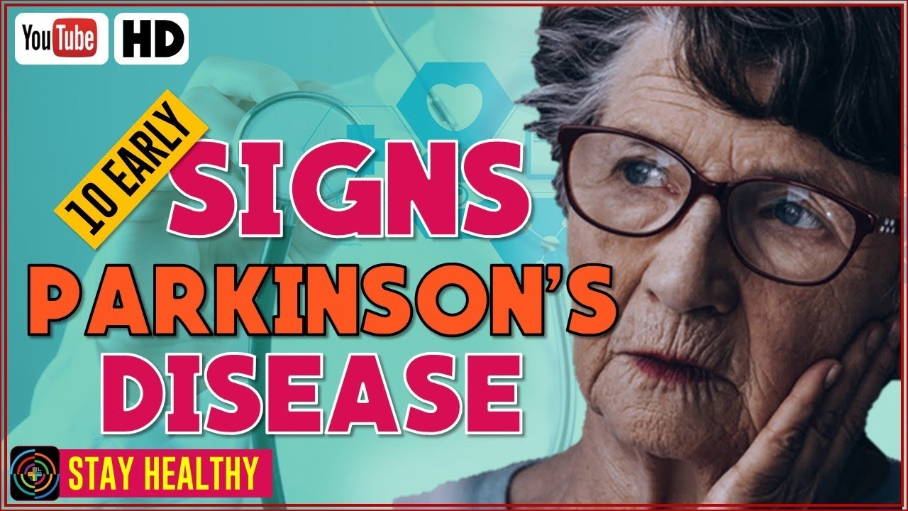 How Do You Know if Its Parkinsons Disease