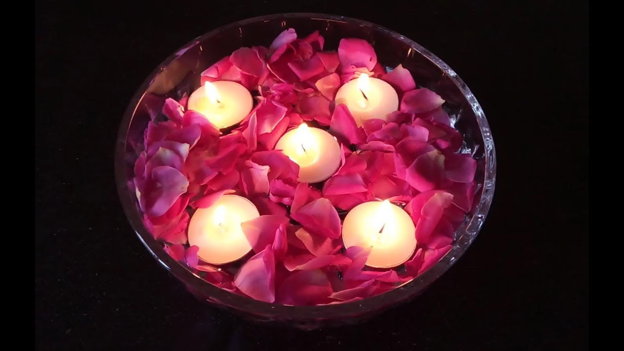 Ss Rangoli How To Make Floating Diya Floating Candles Diy Diwali Christmas Home Decoration