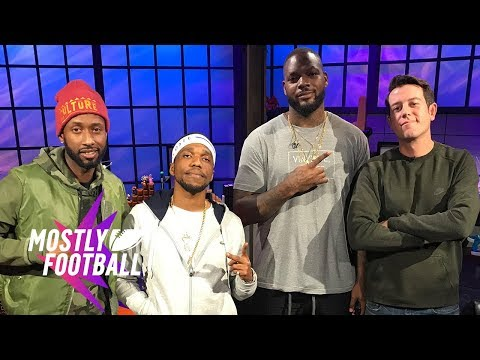 Curren$y Talks Music, Bentleys and Shows Off His New Weed | Mostly Football