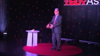 Жер астында мұражай салуға не итермеледі? | Kendebay Karabdolov | TEDxAstana