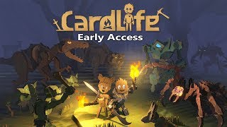 Cardlife Cutes Survival Game Since Minecraft   Now We Are Getting Somewhere