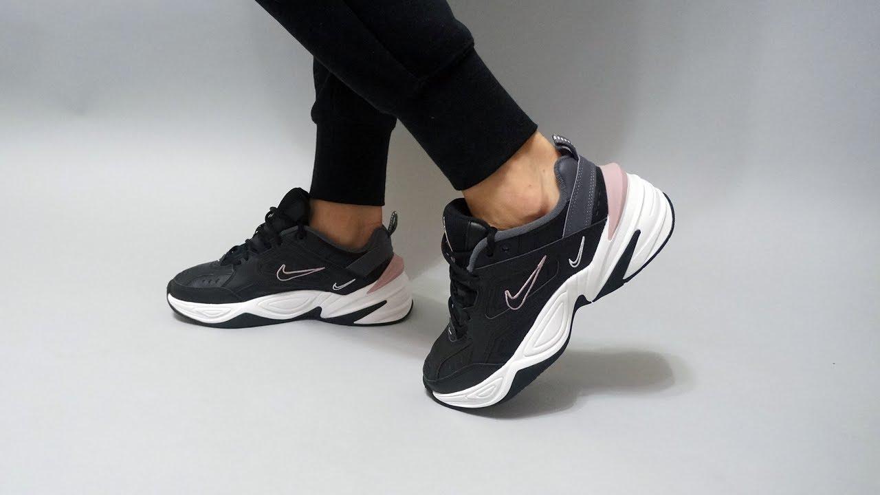 Nike M2K Tekno Black Plum AO3108-011 on