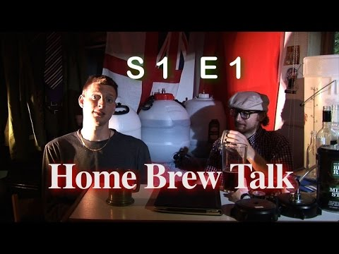 Home Brew Talk S1 E1