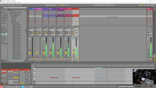 Ableton Live 9 - Bang Out Ideas In Session View