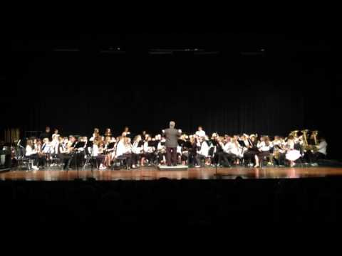 Brave Spirit - Oskaloosa Middle School 7th/8th Grade Band