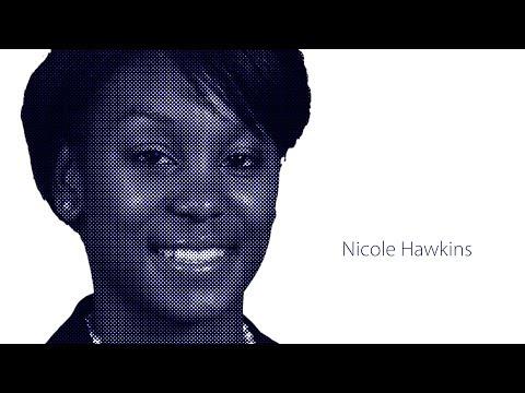 The Distinguished Service Award (2014) - Nicole Hawkins