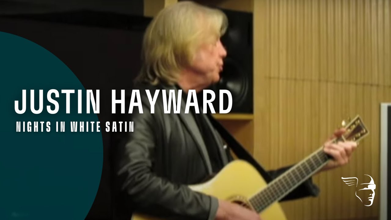 Justin Hayward of The Moody Blues - Nights in White Satin - Acoustic