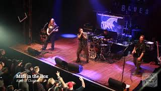 Grunge DNA at House of Blues 3/30/19 Man In The Box by Alice In Chains
