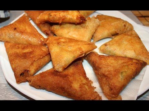 Potatos & Tuna Burek - Bourek à la Pomme de terre & et au Thon