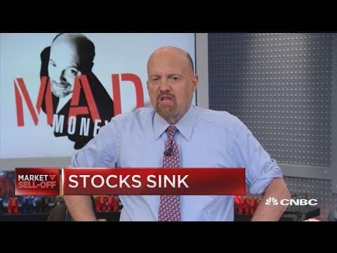 Buying Johnson & Johnson won't hurt your portfolio, says Jim Cramer