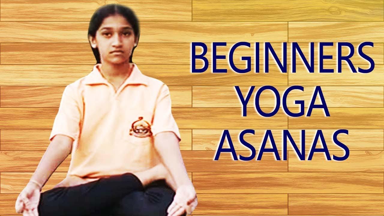 Simple Yoga Asanas for Beginners   Sitting Yoga Postures ...